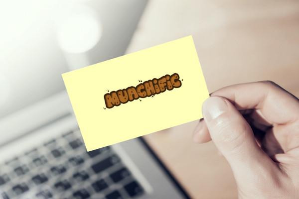 Sample branding #2 for Munchific