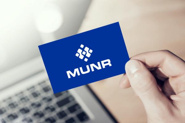 Sample branding #1 for Munr