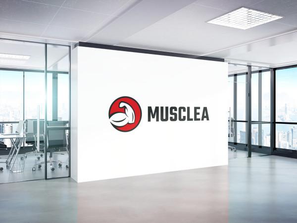 Sample branding #3 for Musclea