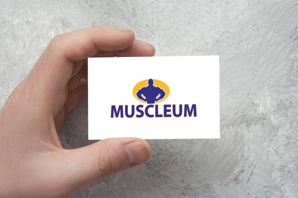 Sample branding #1 for Muscleum
