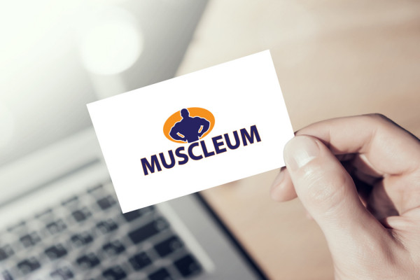Sample branding #1 for Muscleum