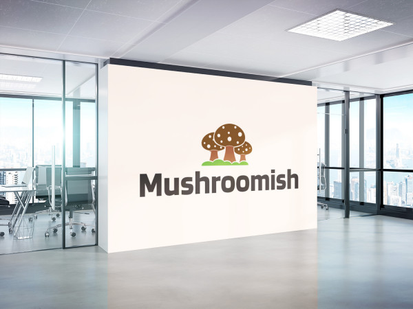 Sample branding #3 for Mushroomish