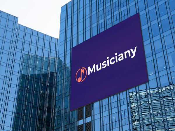 Sample branding #2 for Musiciany