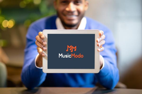 Sample branding #3 for Musicmodo