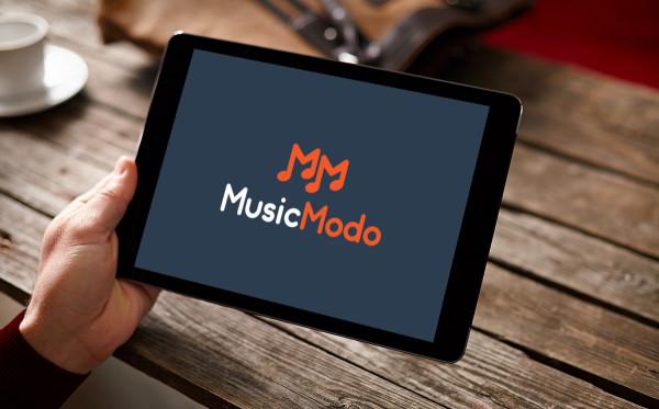 Sample branding #1 for Musicmodo