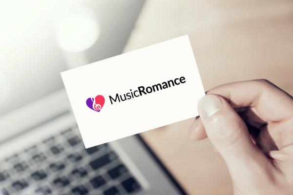 Sample branding #2 for Musicromance