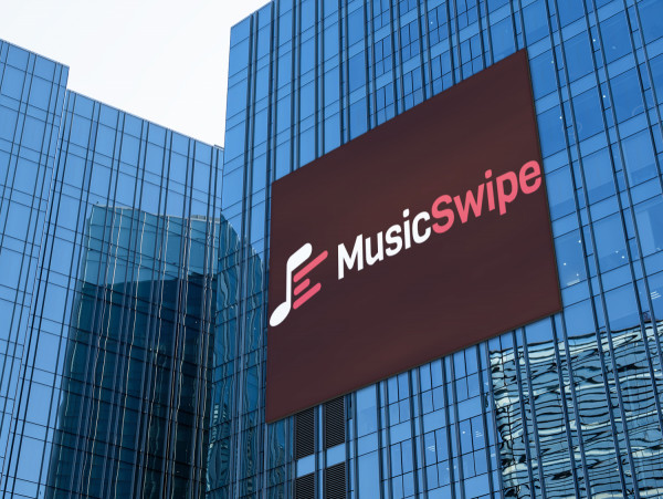 Sample branding #1 for Musicswipe
