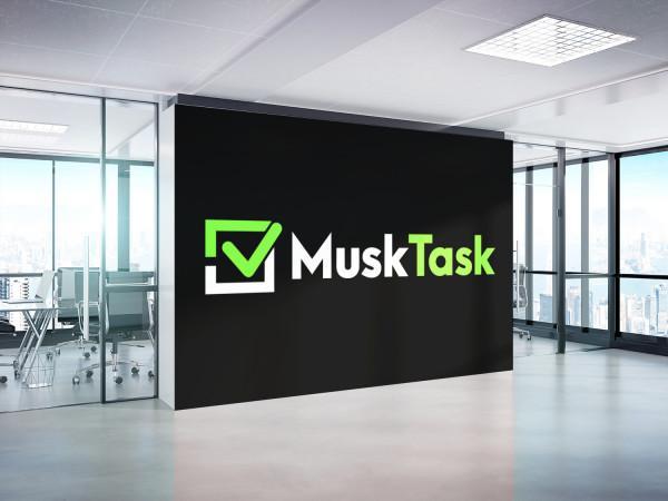 Sample branding #2 for Musktask