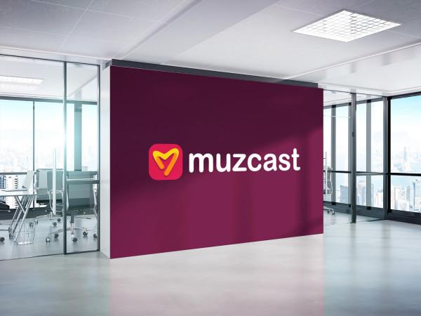 Sample branding #2 for Muzcast