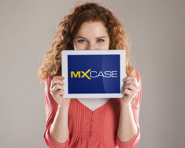 Sample branding #2 for Mxcase