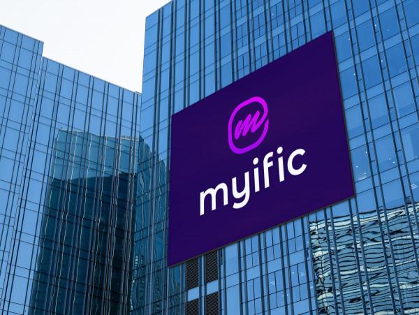 Sample branding #3 for Myific
