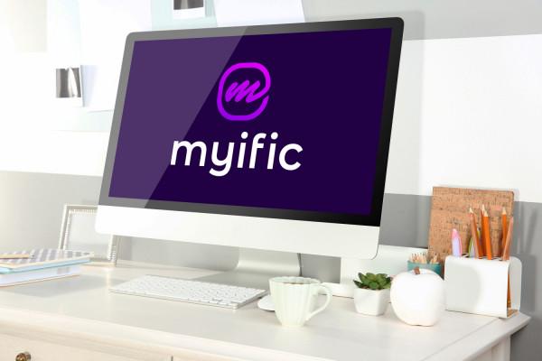 Sample branding #2 for Myific