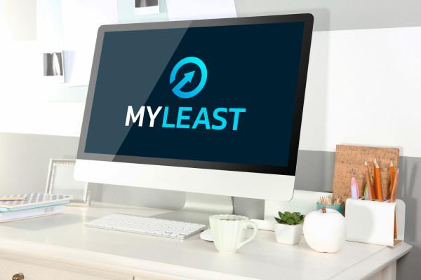 Sample branding #2 for Myleast