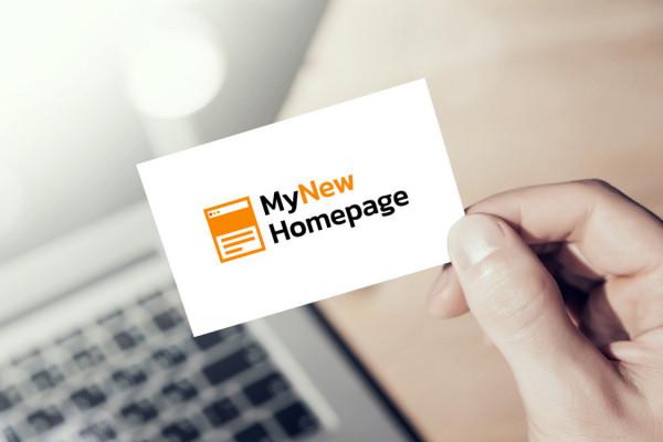 Sample branding #2 for Mynewhomepage