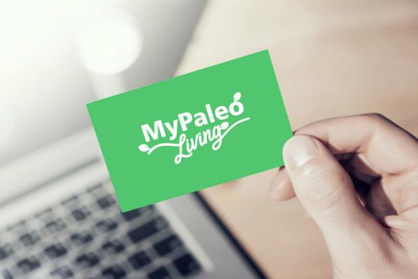 Sample branding #1 for Mypaleoliving