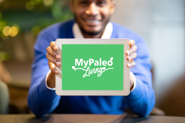 Sample branding #3 for Mypaleoliving