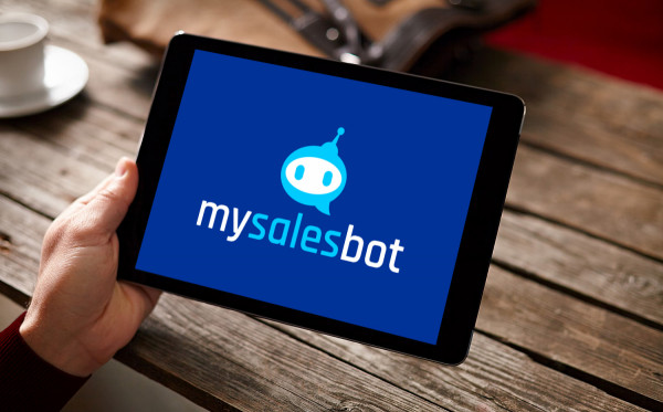 Sample branding #1 for Mysalesbot