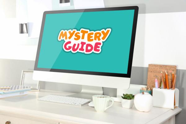 Sample branding #1 for Mysteryguide