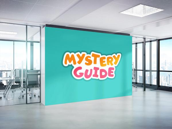 Sample branding #2 for Mysteryguide