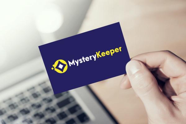 Sample branding #3 for Mysterykeeper