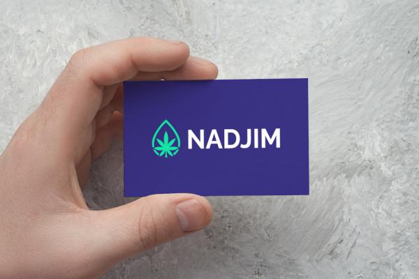 Sample branding #3 for Nadjim