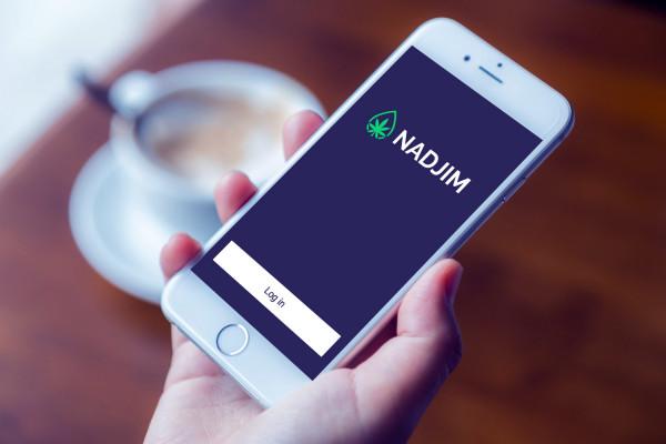 Sample branding #1 for Nadjim