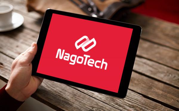Sample branding #2 for Nagotech