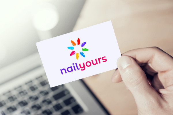 Sample branding #1 for Nailyours