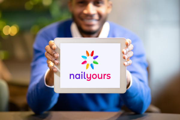 Sample branding #3 for Nailyours