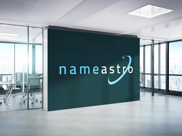 Sample branding #3 for Nameastro