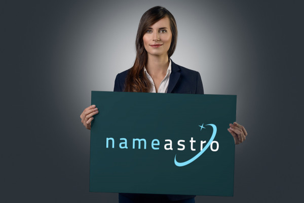 Sample branding #2 for Nameastro