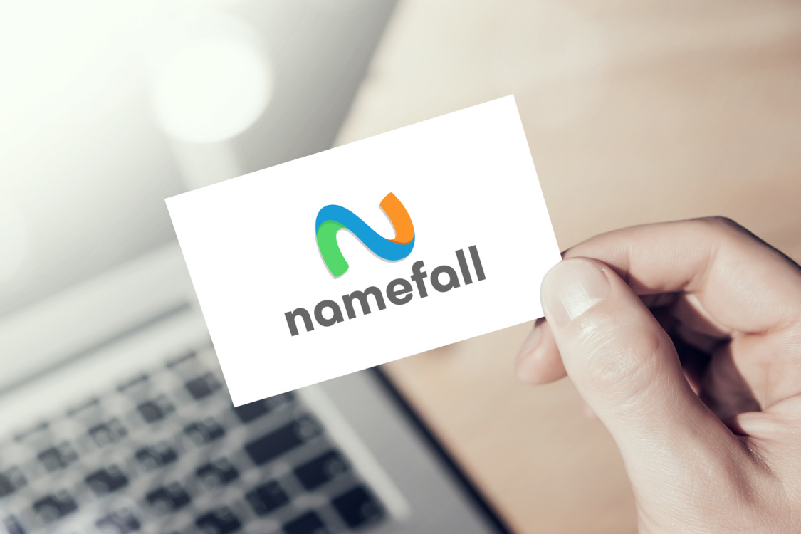 Sample branding #3 for Namefall