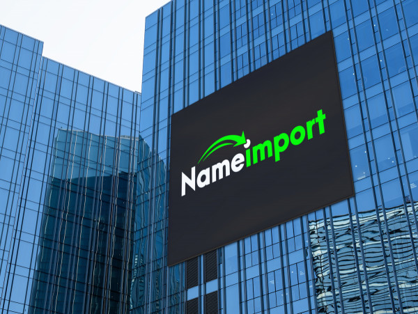 Sample branding #3 for Nameimport