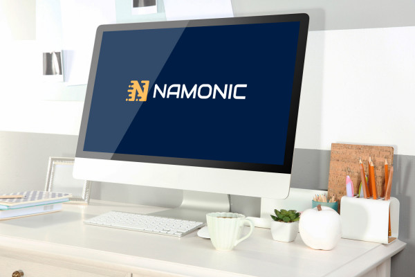 Sample branding #1 for Namonic