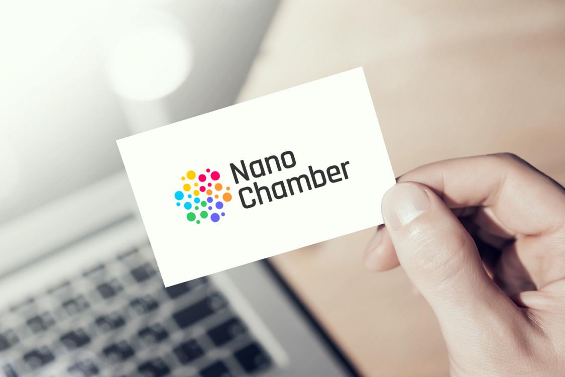 Sample branding #1 for Nanochamber