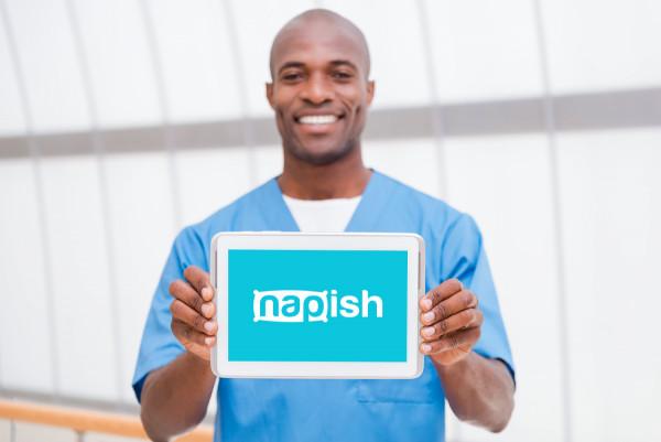 Sample branding #3 for Napish