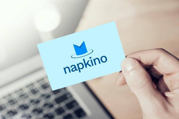 Sample branding #3 for Napkino