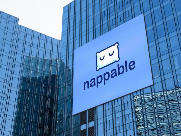 Sample branding #3 for Nappable