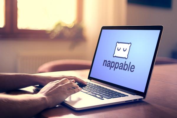 Sample branding #2 for Nappable