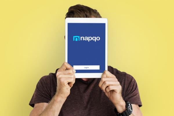 Sample branding #2 for Napqo