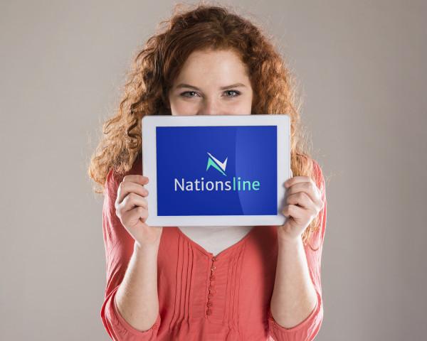 Sample branding #1 for Nationsline