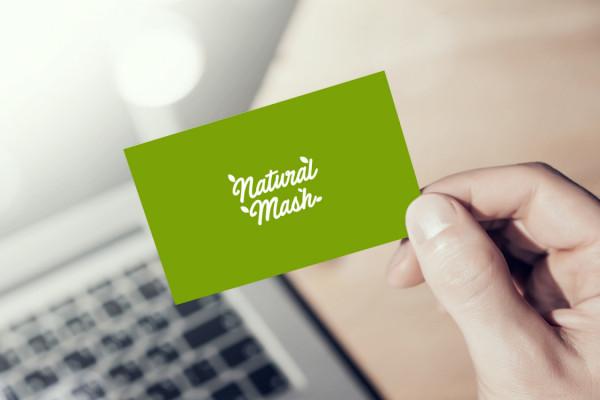 Sample branding #1 for Naturalmash