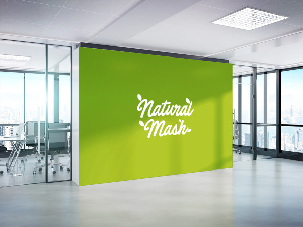 Sample branding #1 for Naturalmash
