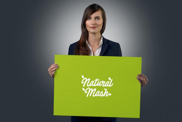 Sample branding #2 for Naturalmash