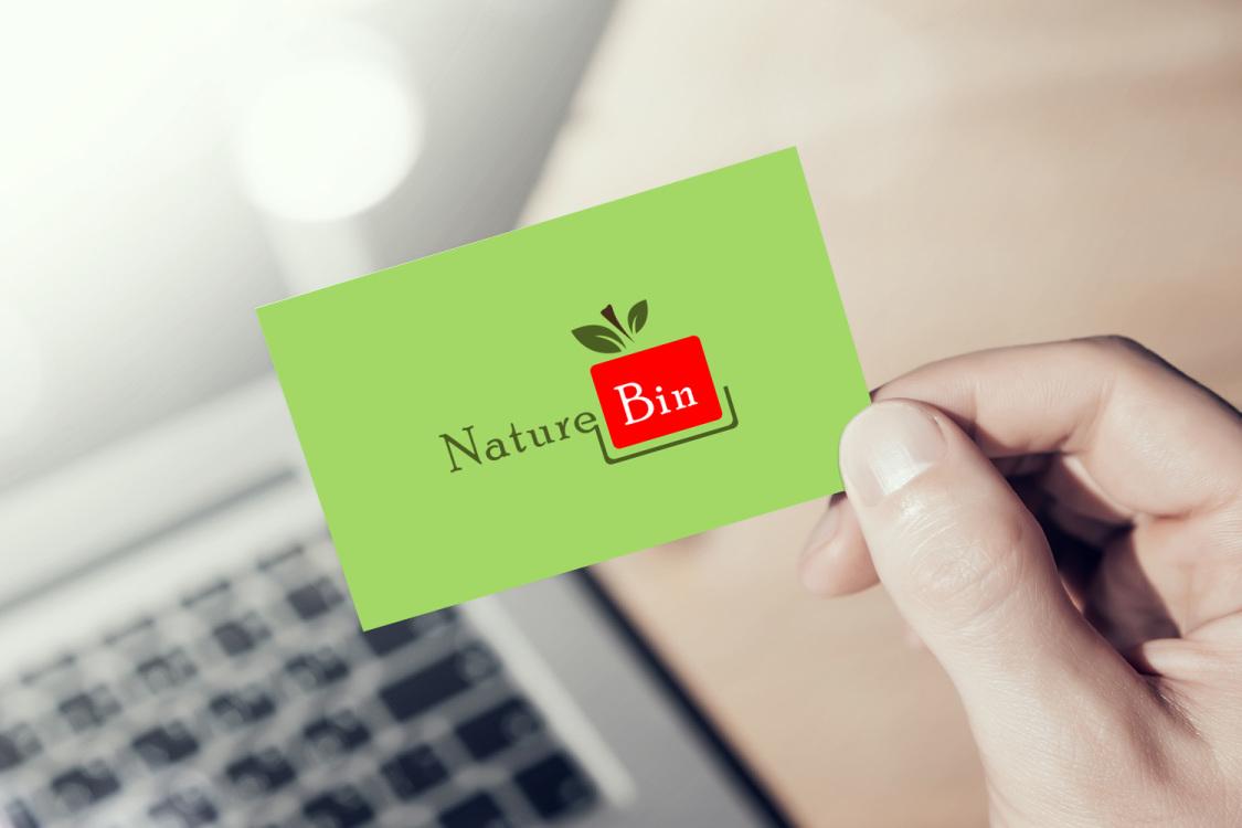 Sample branding #3 for Naturebin