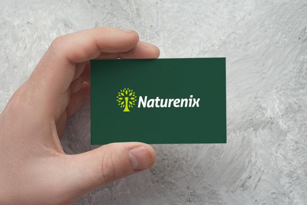Sample branding #2 for Naturenix