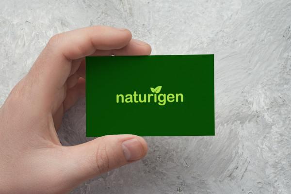 Sample branding #1 for Naturigen