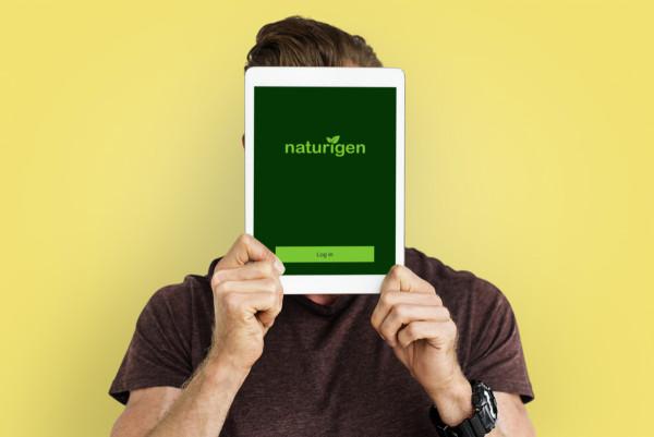 Sample branding #3 for Naturigen