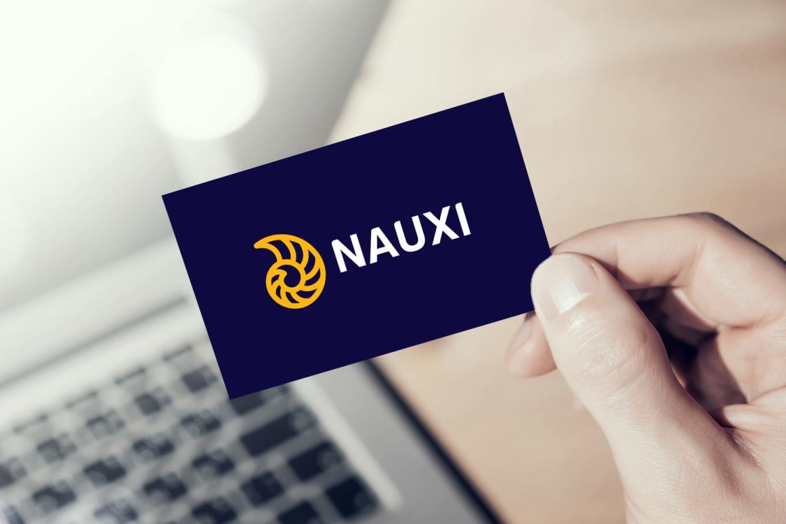 Sample branding #3 for Nauxi