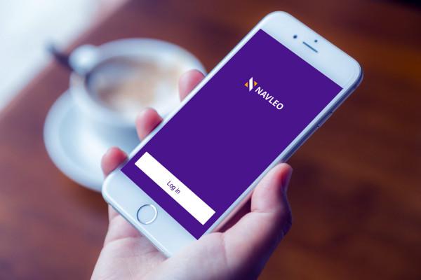 Sample branding #2 for Navleo